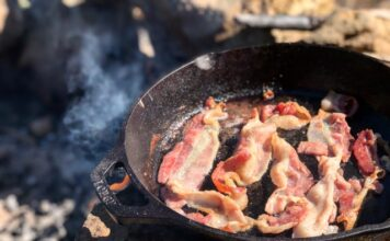 How to cook bacon?