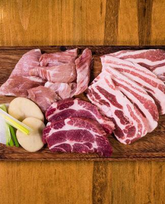 Used meat grinders